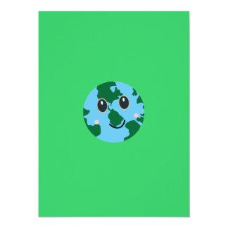 Happy Earth Card