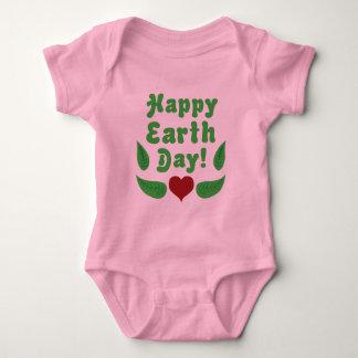 Happy Earth Day! Baby Bodysuit