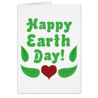 Happy Earth Day! Card