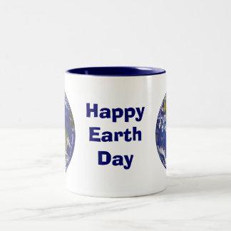 Happy Earth Day Eart Art Mug