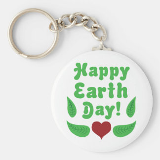 Happy Earth Day! Keychains