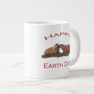 Happy Earth Day Large Coffee Mug
