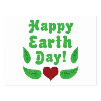 Happy Earth Day! Postcard
