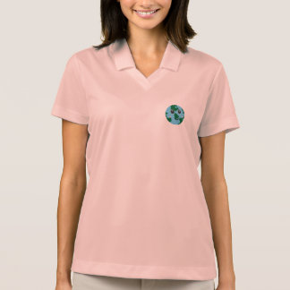 Happy Earth Polo T-shirt