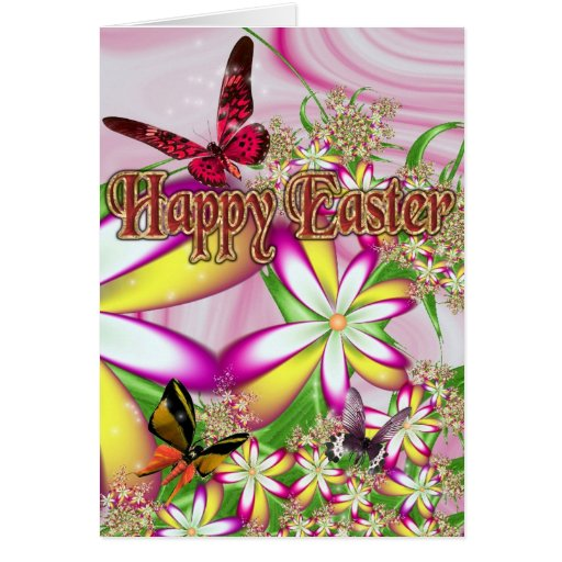 Happy Easter # 1 Card