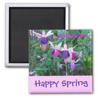 Happy Easter (1) - Magnet - Customize/Personalize