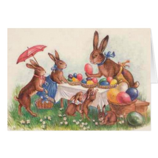 Happy Easter 2 Greeting Cards