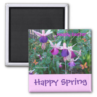 Happy Easter (2) - Magnet - Customize/Personalize
