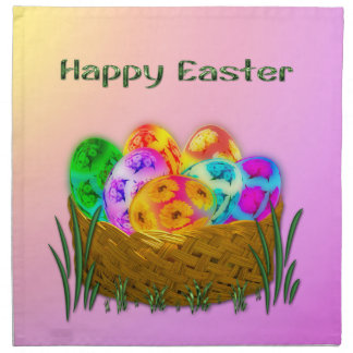 Happy Easter #2 Napkins