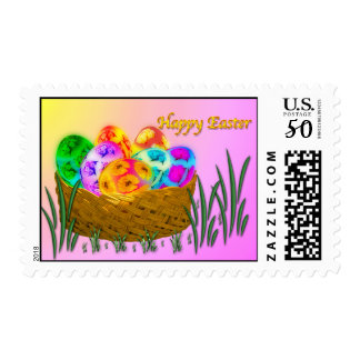 Happy Easter #2 Postage