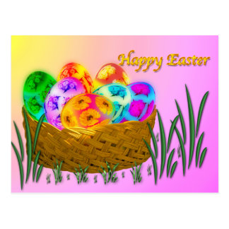 Happy Easter #2 Postcard