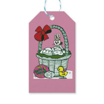 Happy Easter 3 Gift Tags