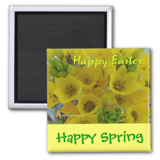 Happy Easter (3) - Magnet - Customize/Personalize