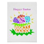 Happy Easter (3) Poster