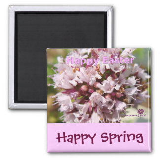 Happy Easter (4) - Magnet - Customize/Personalize