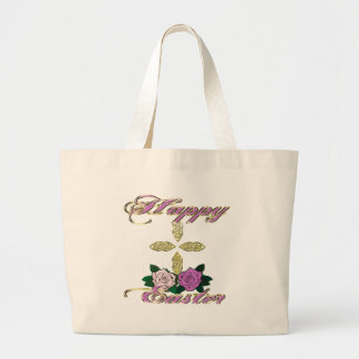 Happy Easter 4 Tote Bags