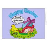 Happy Easter 5 Greeting Card