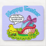 Happy Easter 5 Mouse Pad