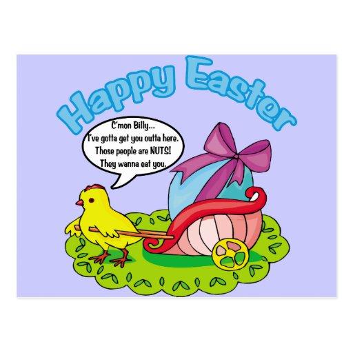 Happy Easter 5 Postcard