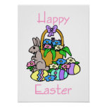 Happy Easter (7) Posters