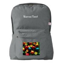 happy Easter American Apparel™ Backpack
