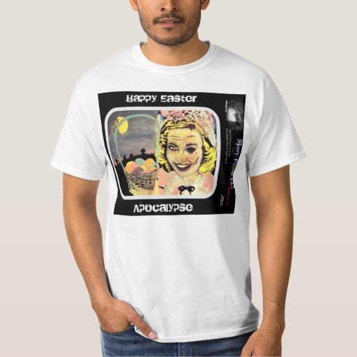 'Happy Easter Apocalypse' Value Shirt