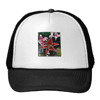 Happy Easter b Tiger Lily The MUSEUM Gifts Trucker Hat