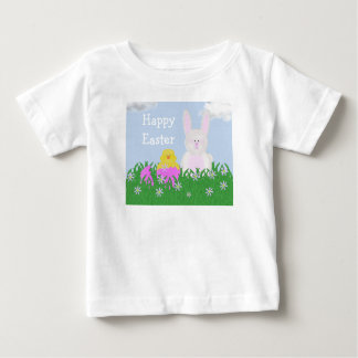 Happy Easter Baby Tshirt