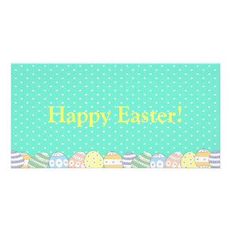 Happy Easter Bookmark Card