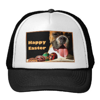 Happy Easter Boxer hat
