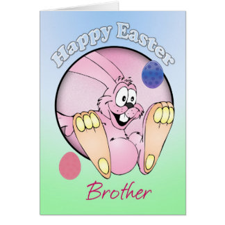 Happy Easter - Brother Card