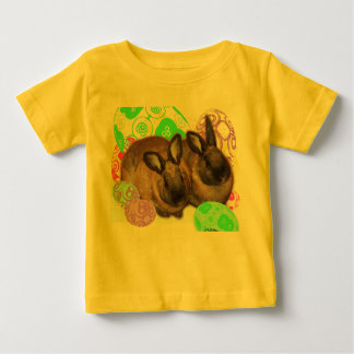 Happy Easter Bunnies and Easter Eggs T Shirt