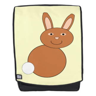 Happy Easter Bunny Backpack
