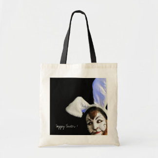 Happy Easter Bunny Bag