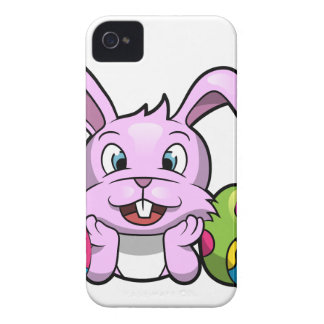 Happy Easter Bunny iPhone 4 Covers