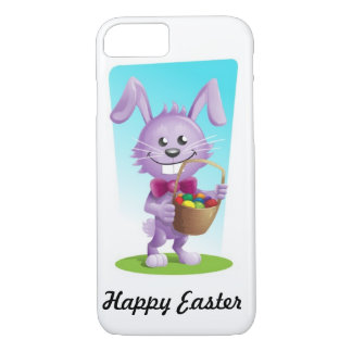 Happy Easter Bunny Design iPhone 7 Case