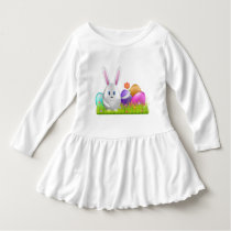 Happy Easter Bunny Dress