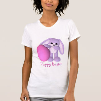 Happy Easter Bunny Giant Egg T-Shirt