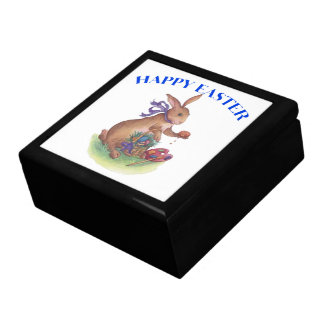 Happy easter bunny Gift Box