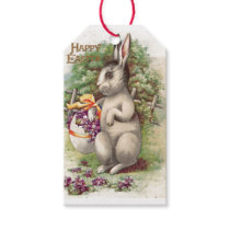 Happy Easter Bunny Gift Tags