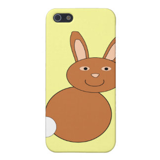 Happy Easter Bunny iPhone 4 C Cover For iPhone SE/5/5s
