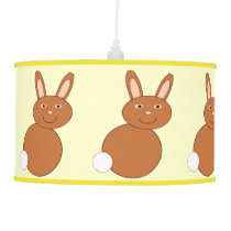 Happy Easter Bunny Lamp