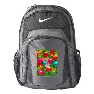happy Easter, bunny Nike Backpack