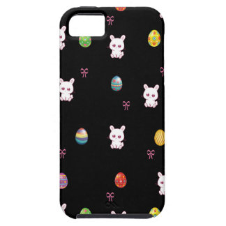 Happy Easter Bunny Pattern iPhone SE/5/5s Case