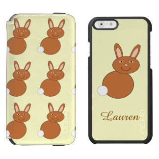 Happy Easter Bunny Personalized iPhone Case