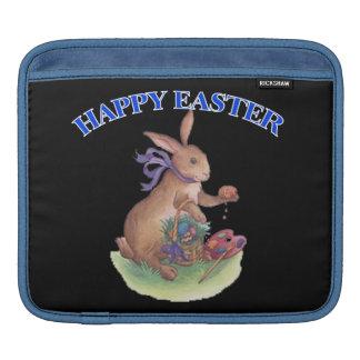 Happy easter bunny Rickshaw Sleeve Sleeve For iPads