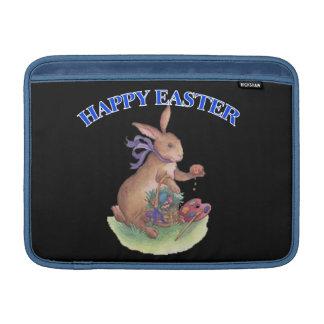 Happy easter bunny Rickshaw Sleeve Sleeves For MacBook Air