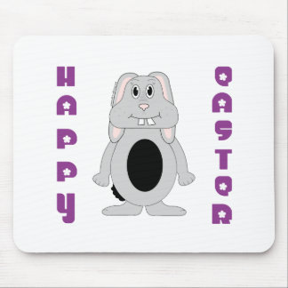 Happy Easter bunny t-shirts and gifts. Mouse Pad