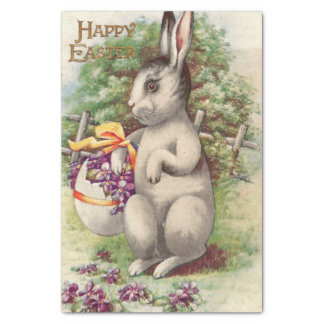 Happy Easter Bunny Tissue Paper