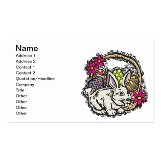 Happy Easter Business Cards